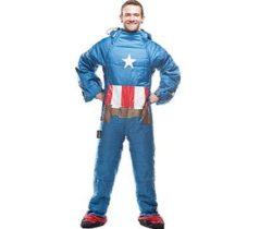 captain america Wearable Sleeping Bag
