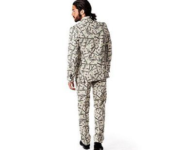cash suit back