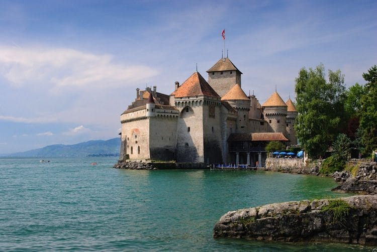 castle-chillon