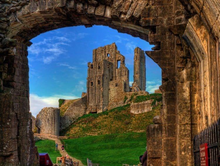 castle-corfe