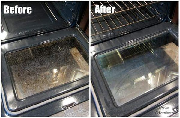 cleaning with baking soda 2