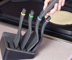 click and cook spatula set