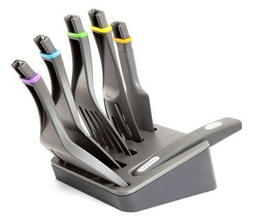 click and cook spatula set utensil