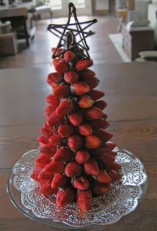 cool-strawberry-christmas-tree