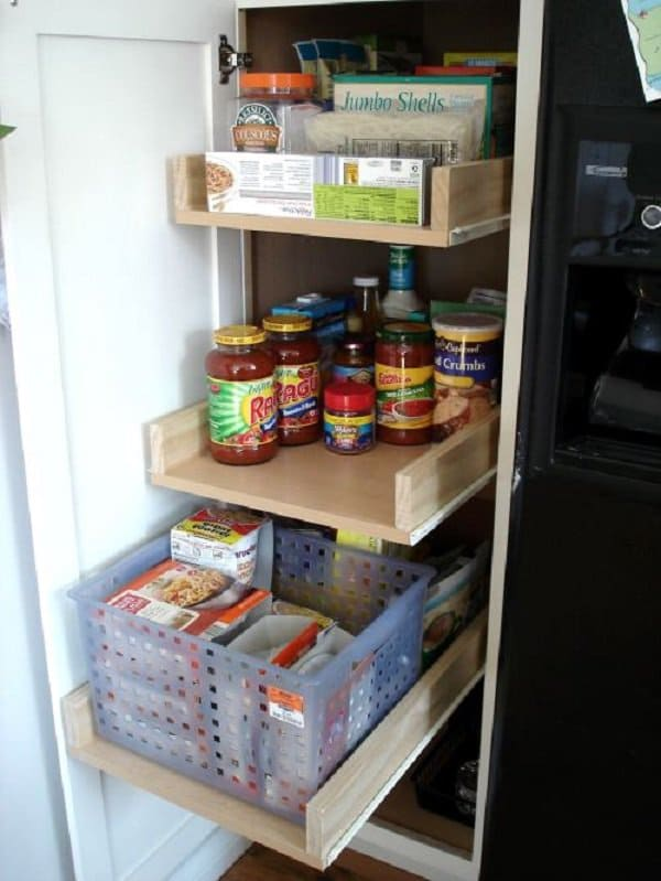 cupboard drawers