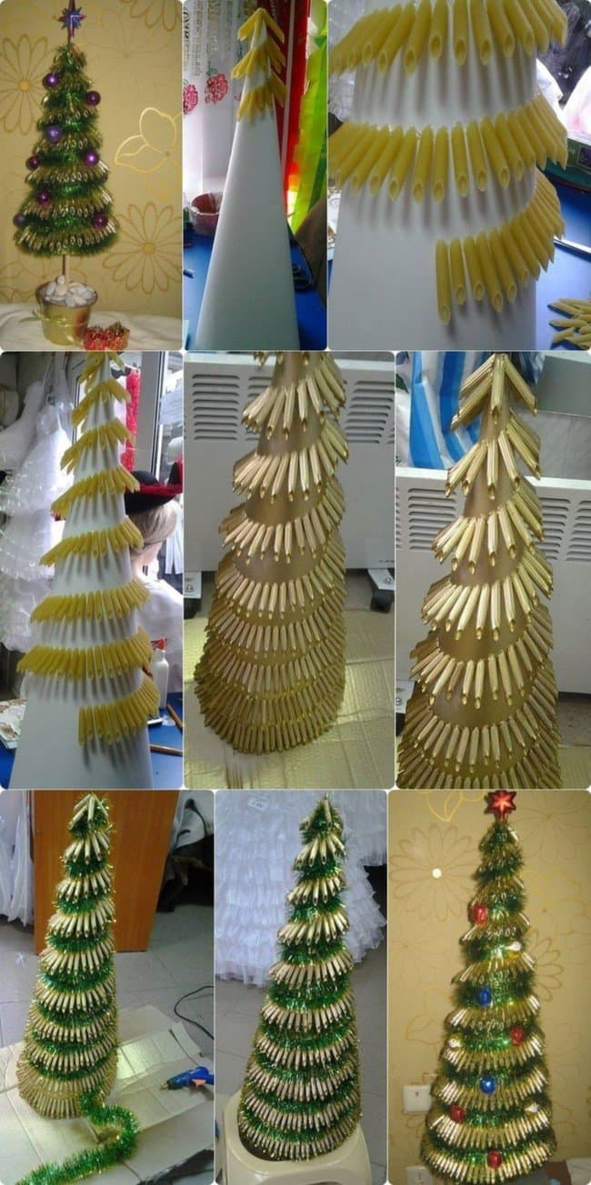 delicious-pasta-christmas-tree
