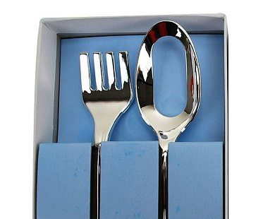 diet cutlery close
