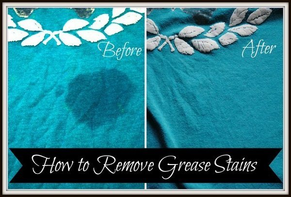 dish soap stain remover