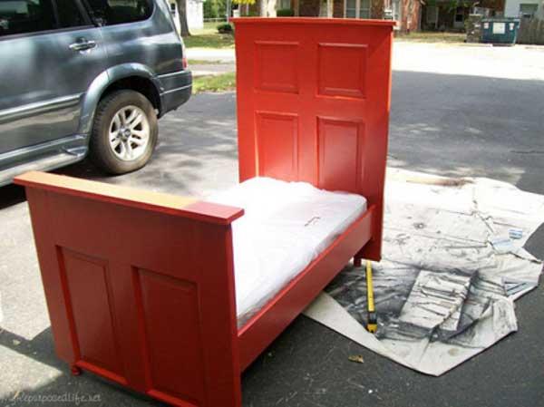 door-bed