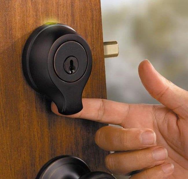 finger-print-lock