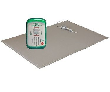 floor mat and alarm
