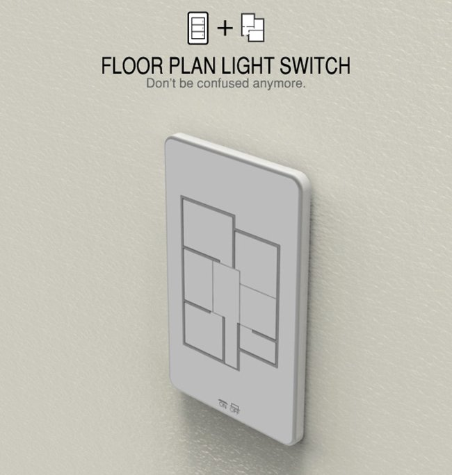 floor-plan-light-switch