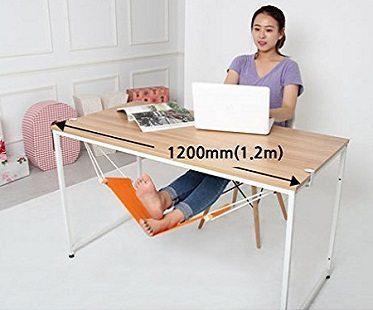 foot hammock desk