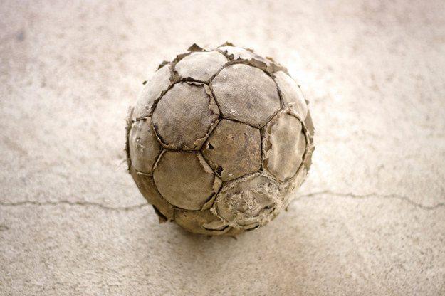 football-old