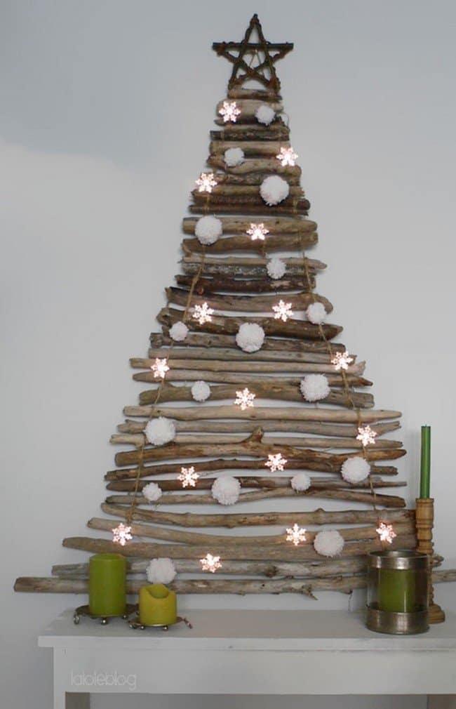 gorgeous-stick-christmas-tree
