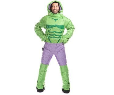 incredible hulk Wearable Sleeping Bag