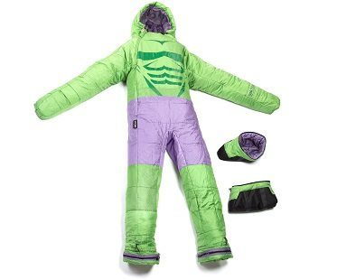 incredible hulk Wearable Sleeping Bag boots