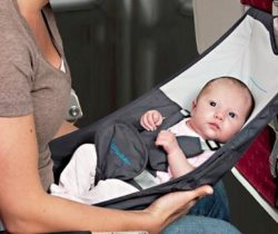 infant airplane seat