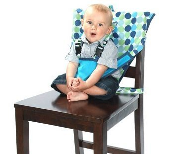 infant travel high chair boy