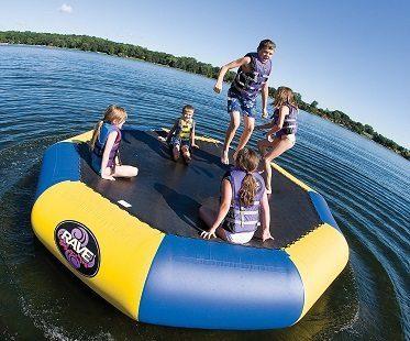 inflatable trampoline kids