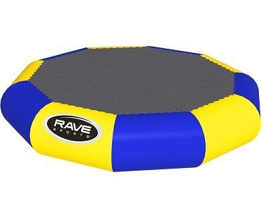 inflatable trampoline plain