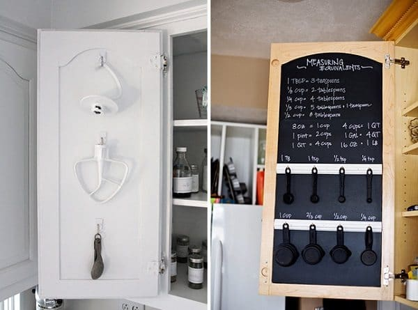 17 Space Saving Ideas For Your Kitchen