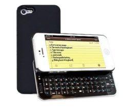 iphone sliding keyboard