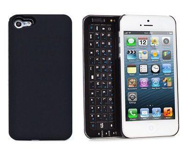iphone sliding keyboard back