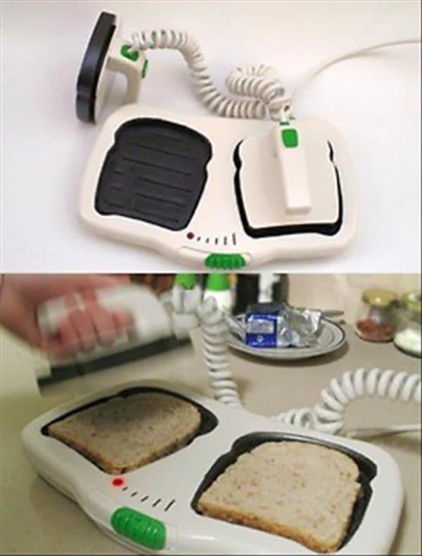 iron toaster