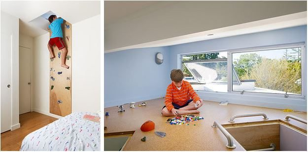 17 Home Remodelling Ideas For Your Kids