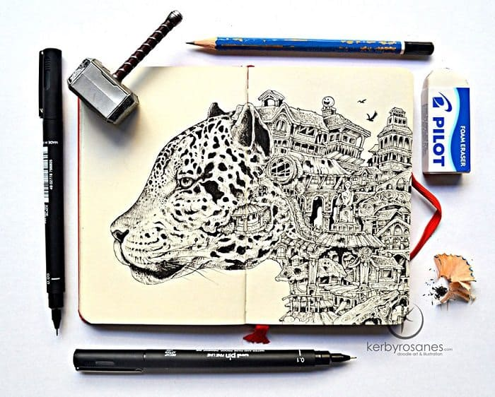 leopard kerby rosanes