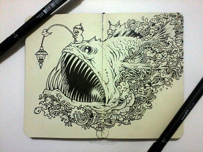 light fish kerby rosanes
