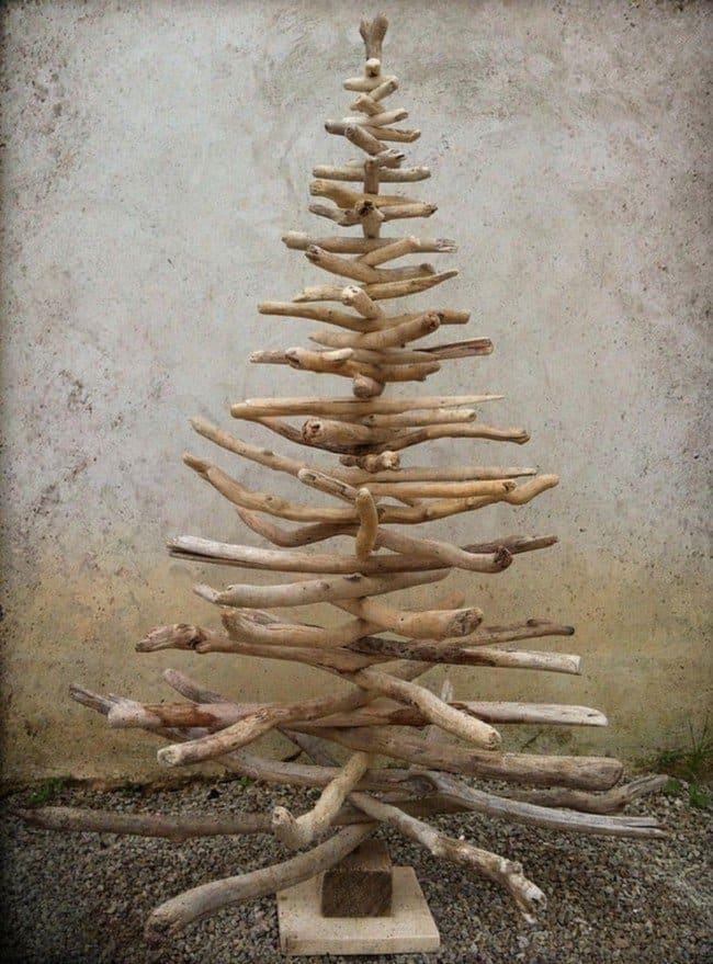 lovely-branch-christmas-tree