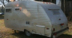 luxury camper