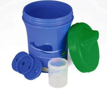 medicine dispensing sippy cup drink