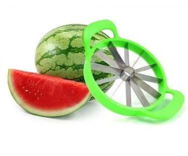 melon slicer green