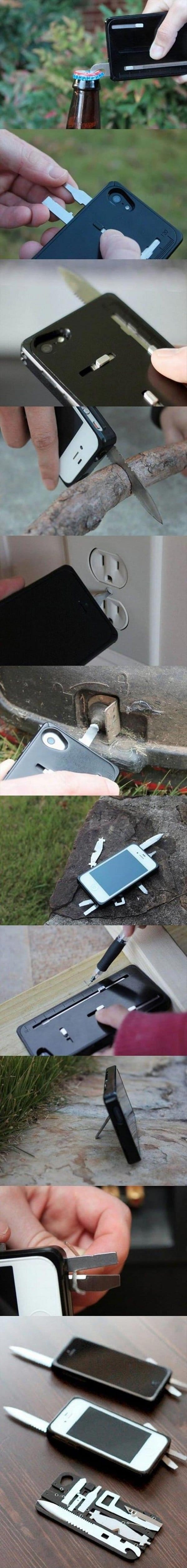 multi tool iphone 5 case