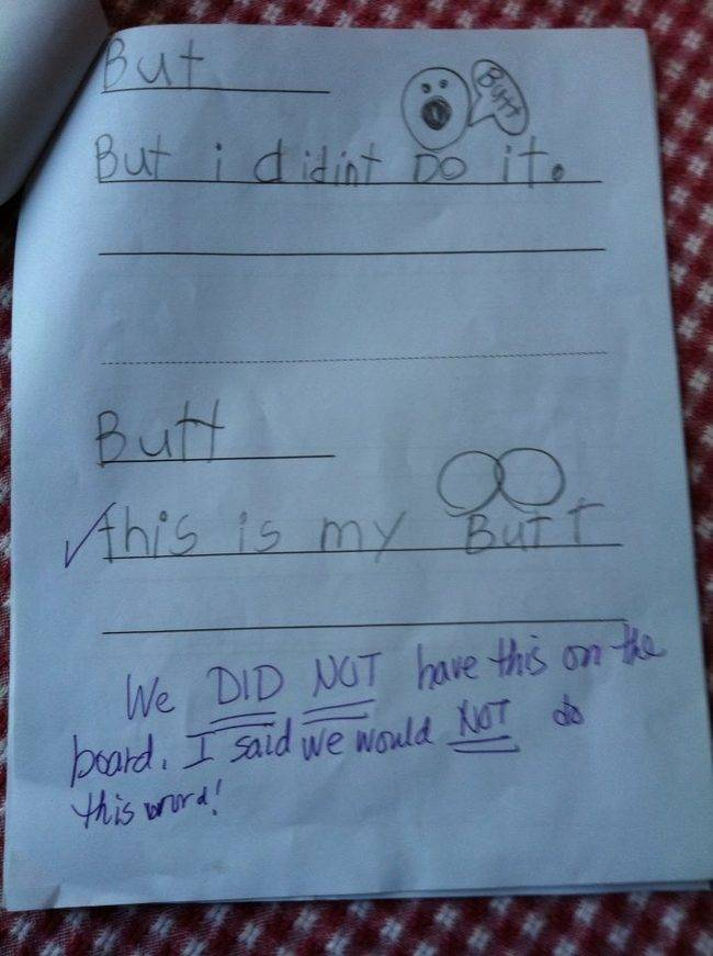 20 Brilliant test answers given by kids. Some of these are ...