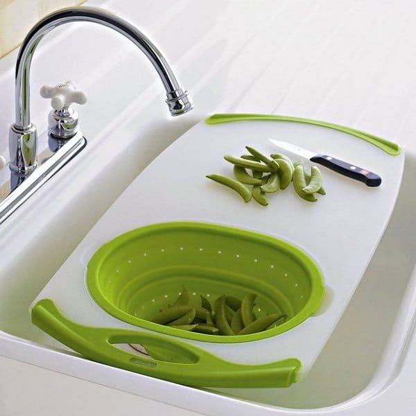 exceptional Space Saver Sinks Kitchen #7: ... space. over the sink grippboard