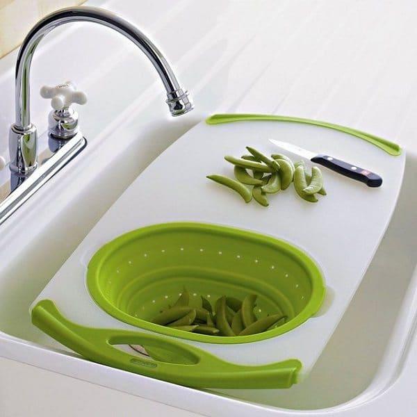 over the sink grippboard