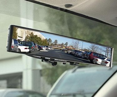 panoramic rear view mirror