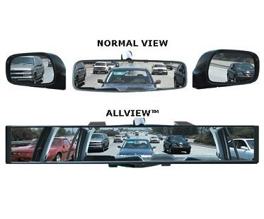 panoramic rear view mirror compared