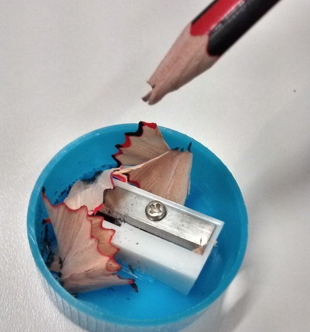 pencil-break
