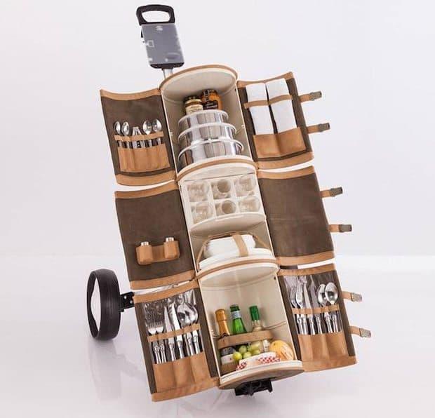 picnic trolley 1
