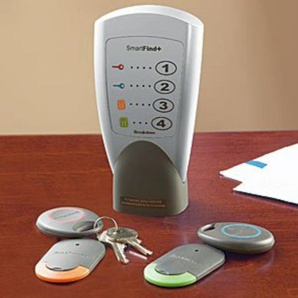 remote control key locator with key fobs