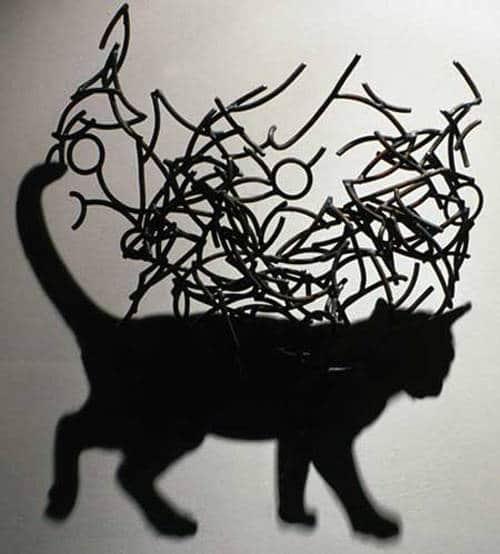 shadow-art-cat