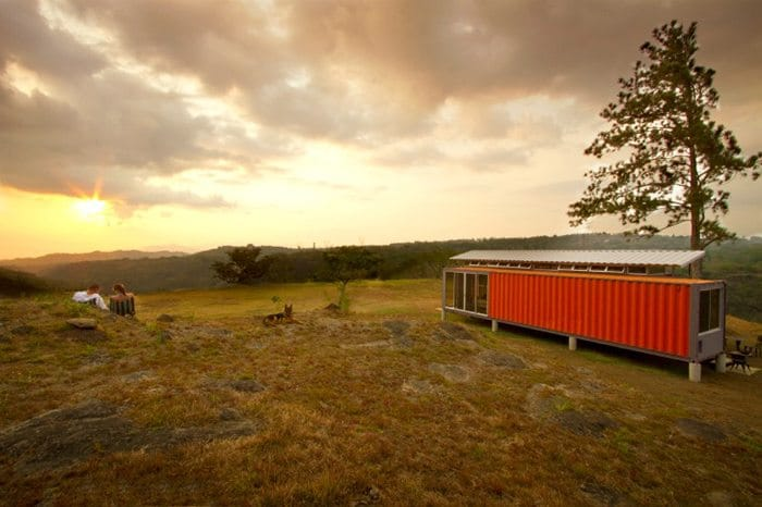 shipping container home 1