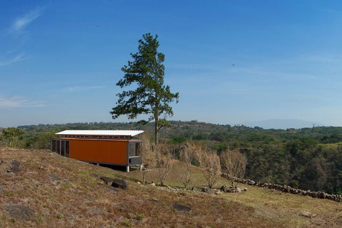 shipping container home 2