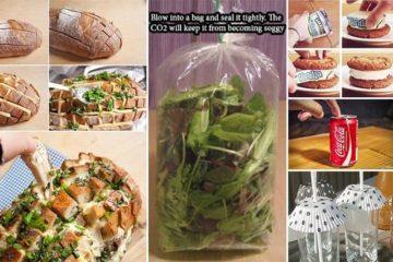 simple food hacks