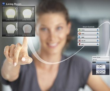 smart lighting controls